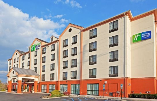 Außenansicht Holiday Inn Express & Suites MEADOWLANDS AREA