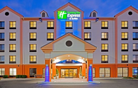 Vista esterna Holiday Inn Express & Suites MEADOWLANDS AREA