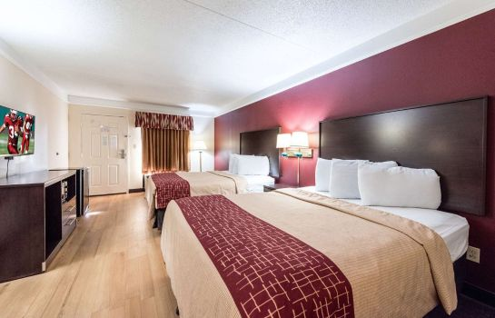 Kamers Red Roof Suites Clinton