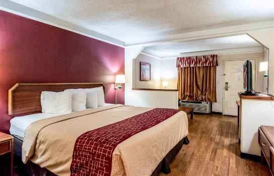 Chambre Red Roof Suites Clinton