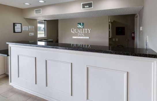 Lobby Quality Inn Clute Freeport Quality Inn Clute Freeport