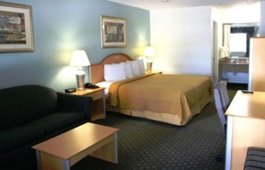Suite Quality Inn Clute