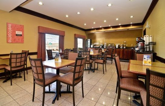 Restaurante Quality Inn and Suites Cincinnati