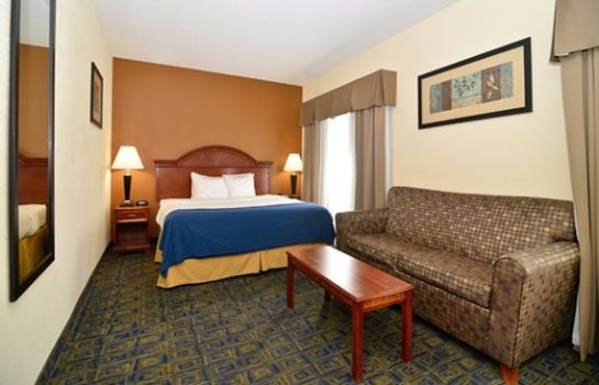 Pokój Quality Inn & Suites Cincinnati
