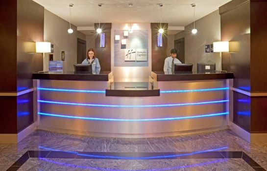 Hotelhalle Holiday Inn Express & Suites DALLAS-NORTH TOLLWAY (N PLANO)