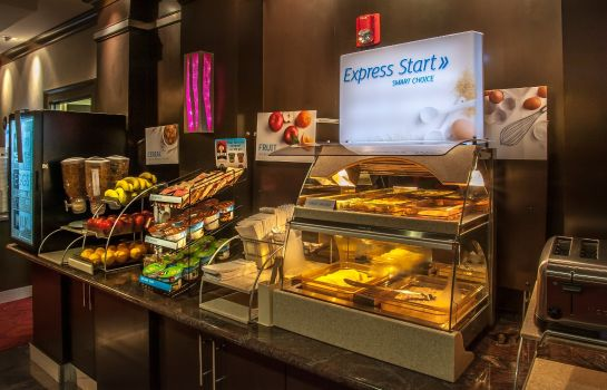 Restaurant Holiday Inn Express & Suites DALLAS-NORTH TOLLWAY (N PLANO)