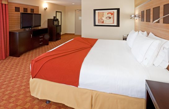 Zimmer Holiday Inn Express & Suites DALLAS-NORTH TOLLWAY (N PLANO)
