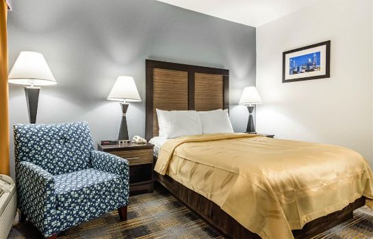 Room Quality Inn near Six Flags