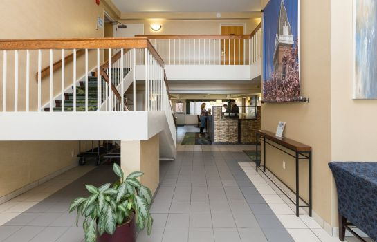 Hotelhalle Holiday Inn Express DES MOINES-AT DRAKE UNIVERSITY