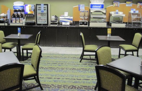 Restaurant Holiday Inn Express DES MOINES-AT DRAKE UNIVERSITY