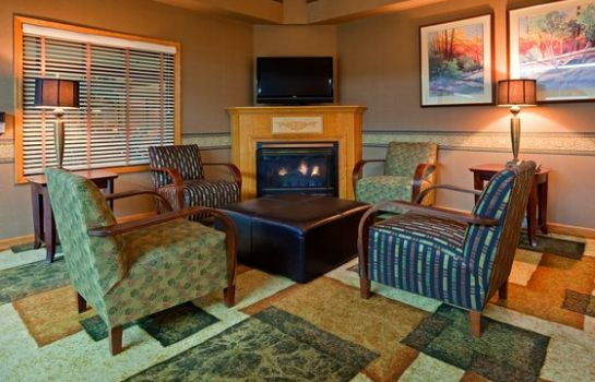 Hotelhalle Quality Inn & Suites Eagan
