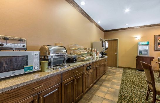 Restaurant Quality Inn and Suites Emporia