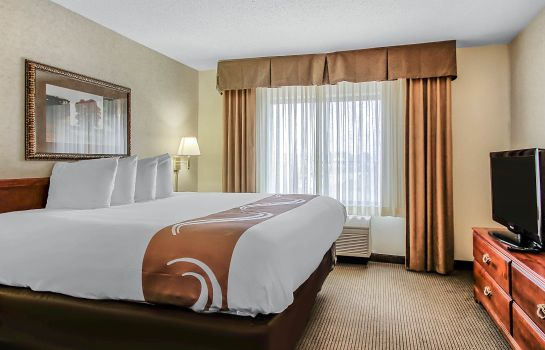 Suite Quality Inn and Suites Emporia