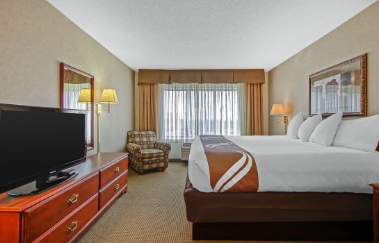 Zimmer Quality Inn and Suites Emporia