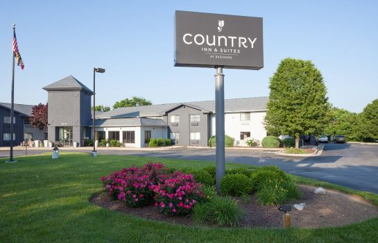 Buitenaanzicht COUNTRY INN SUITES FREDERICK