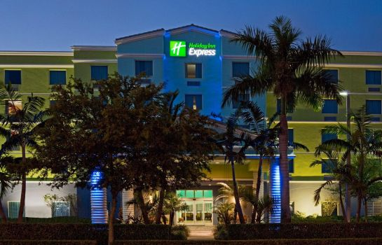 Außenansicht Holiday Inn Express & Suites FT. LAUDERDALE AIRPORT/CRUISE