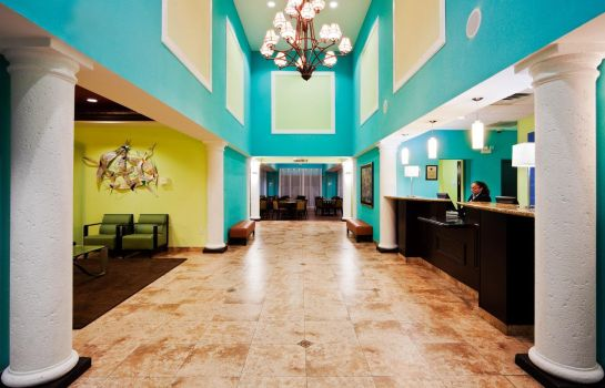 Hotelhalle Holiday Inn Express & Suites FT. LAUDERDALE AIRPORT/CRUISE