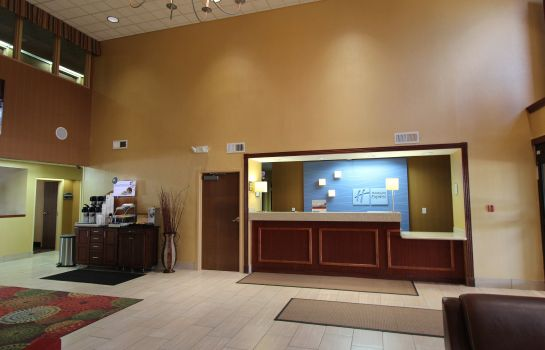 Lobby Holiday Inn Express & Suites FINDLAY