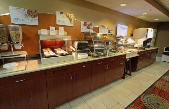 Restaurant Holiday Inn Express & Suites FINDLAY