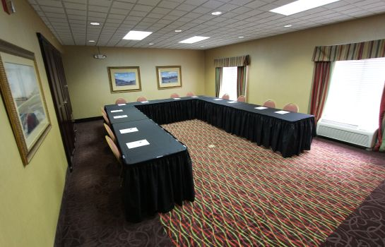 Conference room Holiday Inn Express & Suites FINDLAY