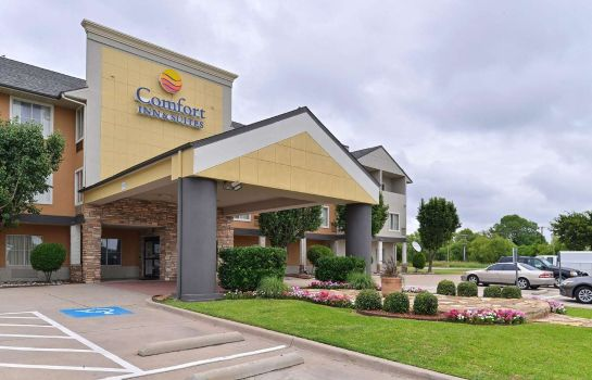 Vista exterior Comfort Inn and Suites Frisco - Plano