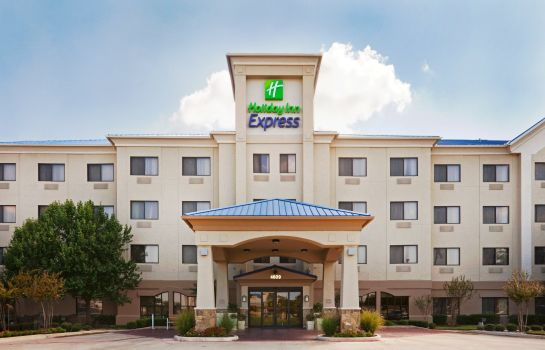 Außenansicht Holiday Inn Express & Suites FORT WORTH SOUTHWEST (I-20)