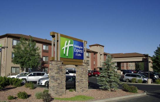 Vue extérieure Holiday Inn Express & Suites GRAND CANYON