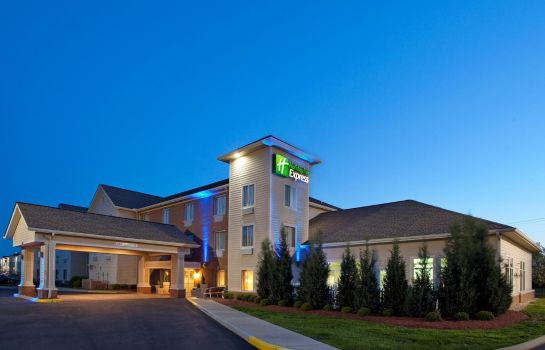 Außenansicht Holiday Inn Express & Suites COLUMBUS SOUTHEAST