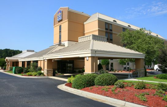 Vista exterior BEST WESTERN PLUS GOLDSBORO