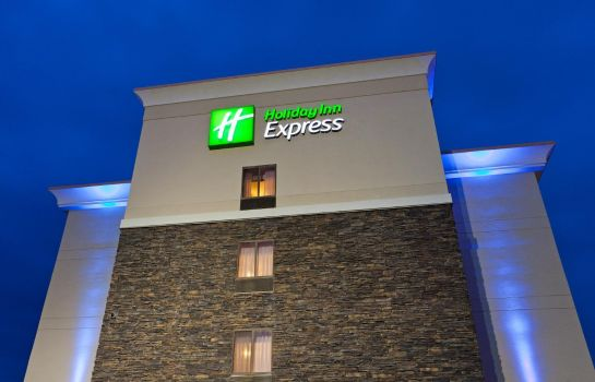 Außenansicht Holiday Inn Express GREENSBORO-(I-40 @ WENDOVER)