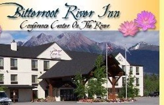 Exterior view Bitterroot River Inn and Conf