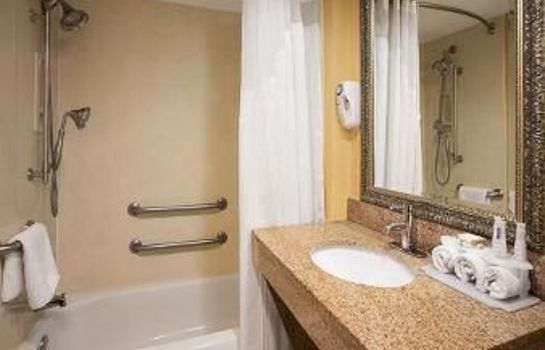 Bagno in camera Comfort Inn Franklin