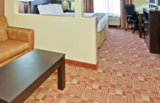 Suite Comfort Inn Franklin