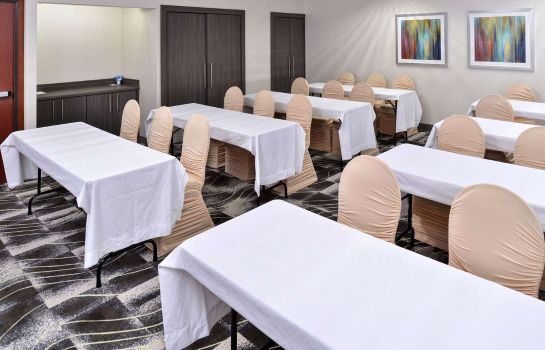 Conference room Comfort Inn & Suites Frisco - Plano