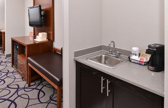 Chambre Comfort Inn & Suites Frisco - Plano