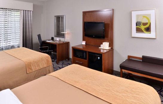 Camera Comfort Inn & Suites Frisco - Plano