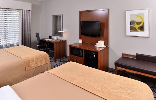 Habitación Comfort Inn and Suites Frisco - Plano