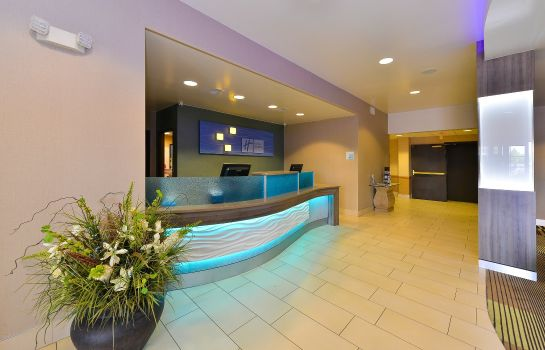 Hotelhalle Holiday Inn Express & Suites FORT WORTH SOUTHWEST (I-20)