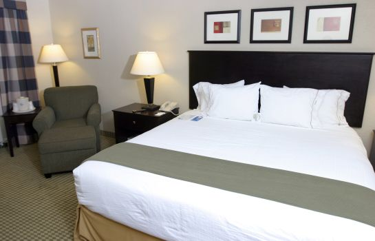 Zimmer Holiday Inn Express & Suites FORT WORTH SOUTHWEST (I-20)