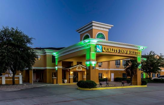 Exterior view Quality Inn and Suites - Granbury Quality Inn and Suites - Granbury