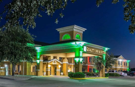 Vista exterior Quality Inn & Suites - Granbury