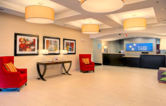 Hall de l'hôtel Quality Inn & Suites - Granbury