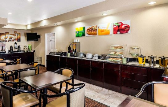 Restaurant Quality Inn and Suites - Granbury Quality Inn and Suites - Granbury