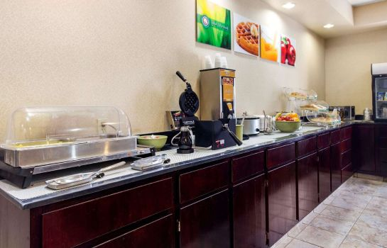 Restaurant Quality Inn & Suites - Granbury