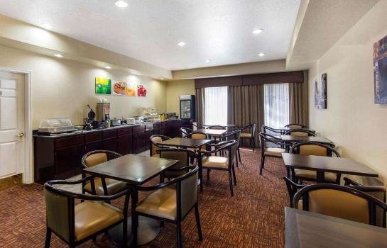 Restaurant Quality Inn and Suites - Granbury