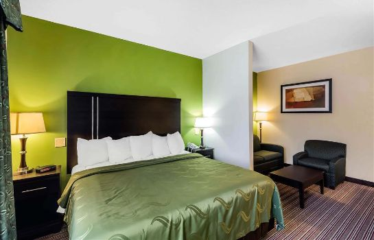 Suite Quality Inn and Suites - Granbury Quality Inn and Suites - Granbury