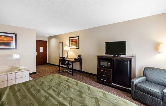 Room Quality Inn and Suites - Granbury Quality Inn and Suites - Granbury