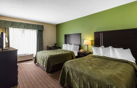 Zimmer Quality Inn & Suites Granbury