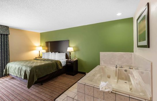 Zimmer Quality Inn & Suites - Granbury