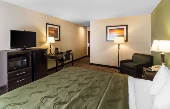 Pokój Quality Inn and Suites - Granbury